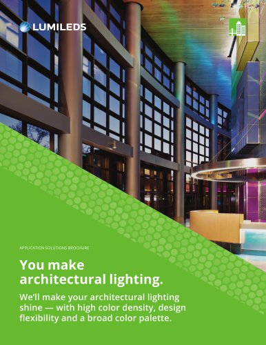 Architectural Application Solutions