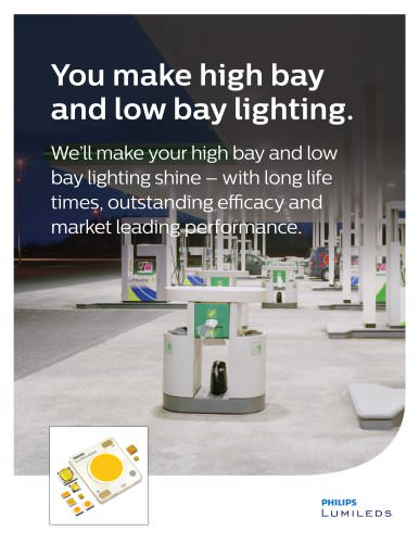 High Bay & Low Bay Application Solutions