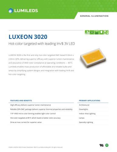 LUXEON 3020