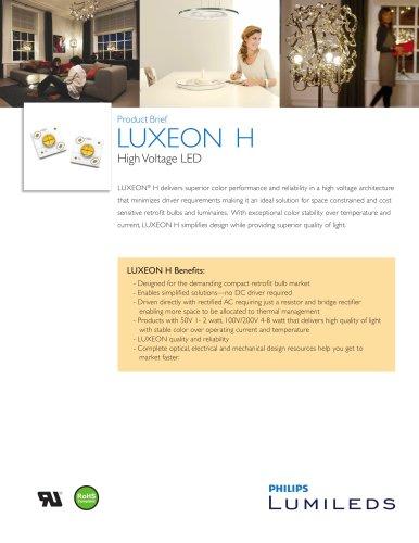 LUXEON H - 100/200V