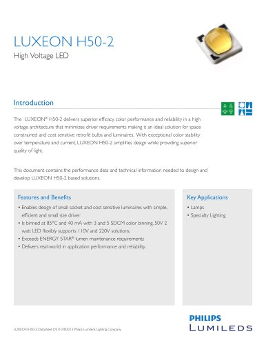 LUXEON H 50-2