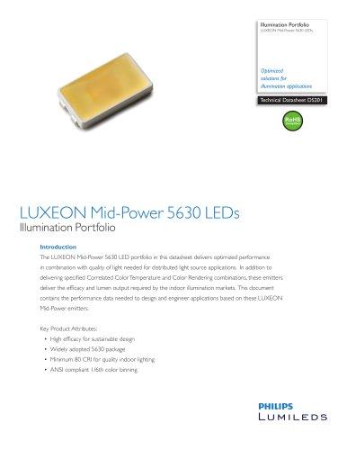LUXEON Mid-Power 5630