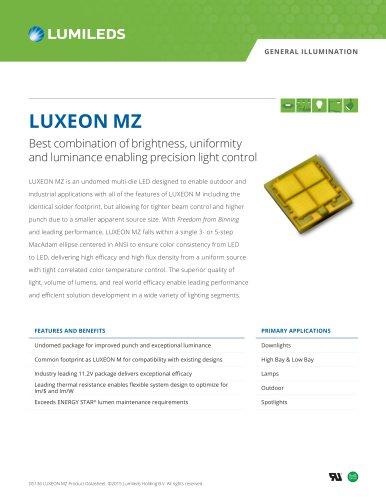LUXEON MZ