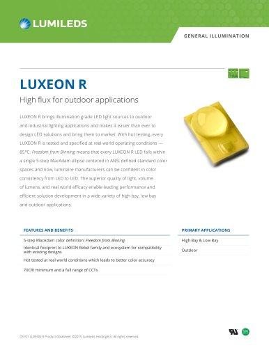LUXEON R