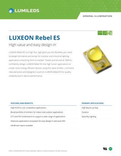 LUXEON Rebel ES