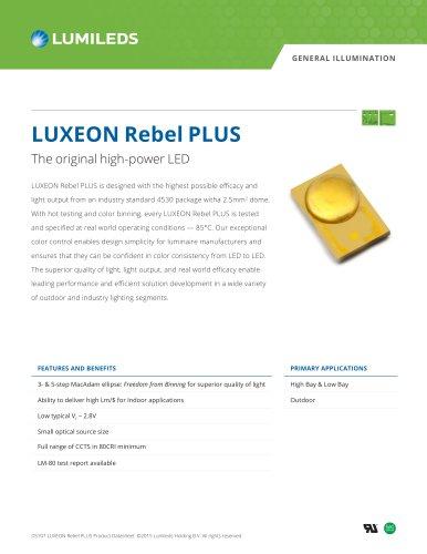 LUXEON Rebel PLUS