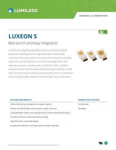 LUXEON S