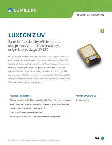 LUXEON Z UV