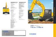 Crawler Excavators  R110-7A