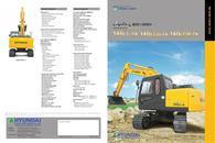 Crawler Excavators  R140LC-7A