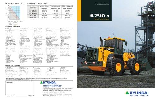 HL740-9