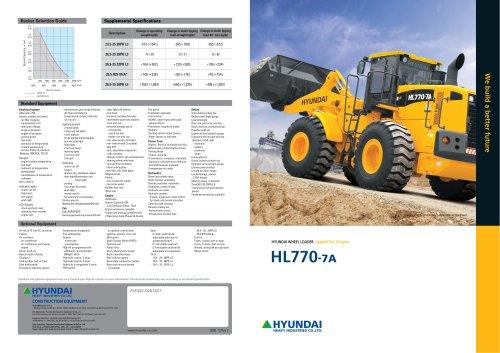 HL770-7A