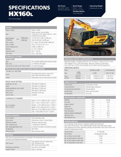 HX160L