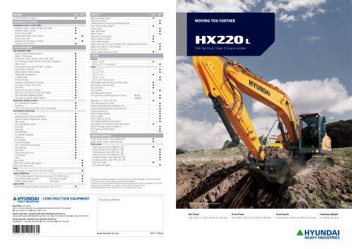 HX220  L