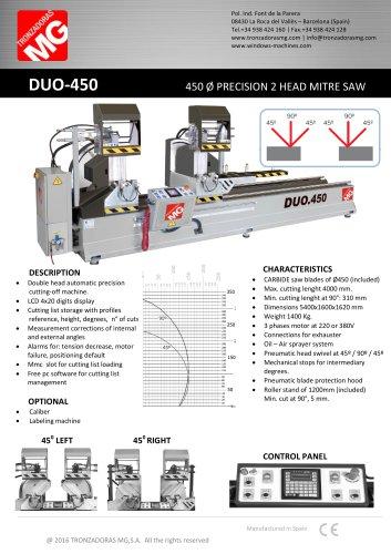 DUO-450