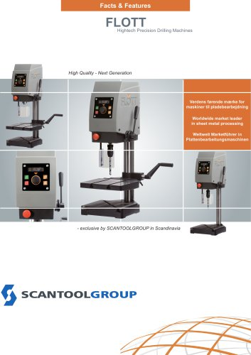 FLOTT - Hightech Precision Drilling Machines