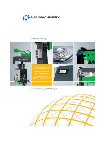 HM MACHINERY Brochure