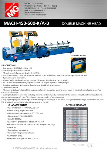 MACH-450-K/B