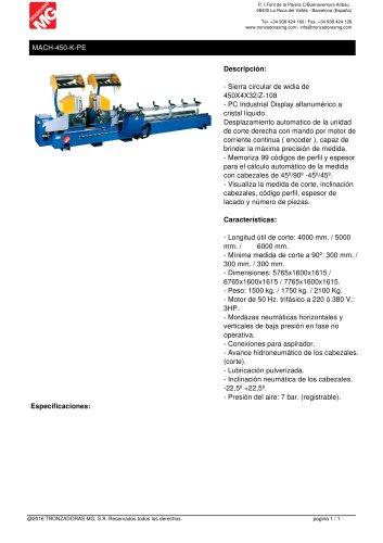 MACH-450-K-PE