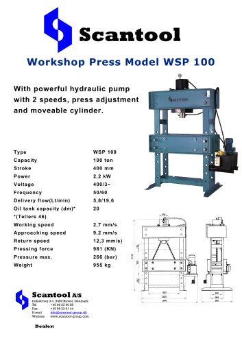 Workshop Press Model WSP 100