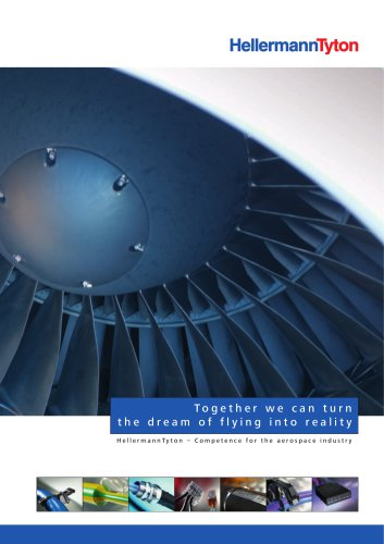 Solutions for Aerospace Industry
