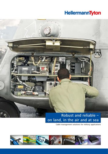 Solutions for Defence Market