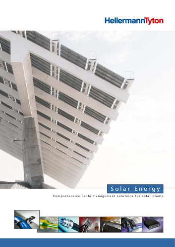 Solutions for Solar Market