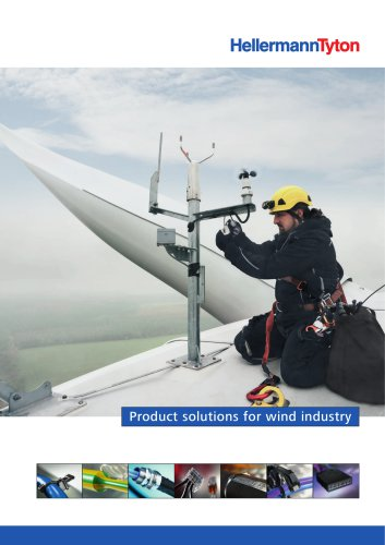 Solutions for Wind Energy
