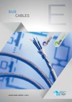 Bus Cables - CAN-BUS, PROFIBUS, Profinet, IE