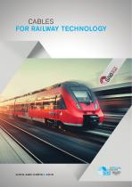 Cables for Railway Technology