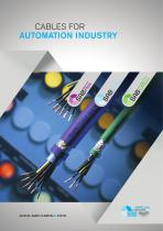 Flexible Cables for Automation Industry