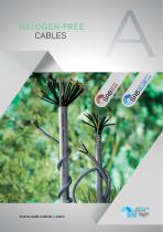 Halogen-free Cables
