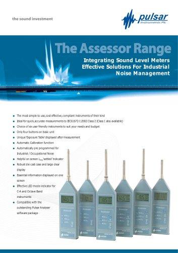 The Assessor Range