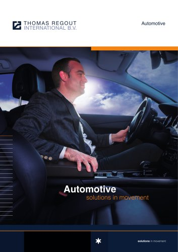 Automotive  solutions in movement