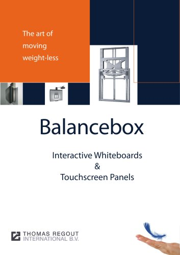 Balancebox, Interactive Whiteboards & Touchscreen Panels