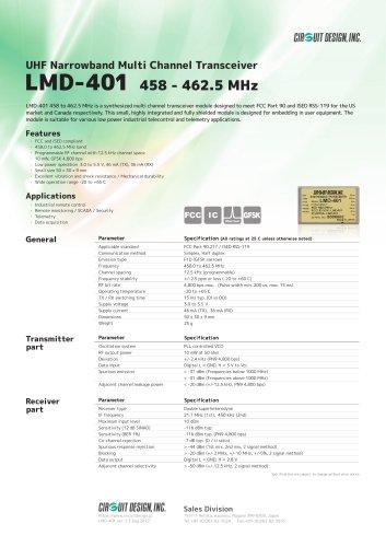 LMD-401