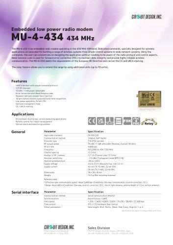 MU-4-434