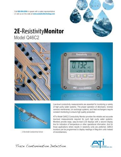 2E-ResistivityMonitor Model Q46C2