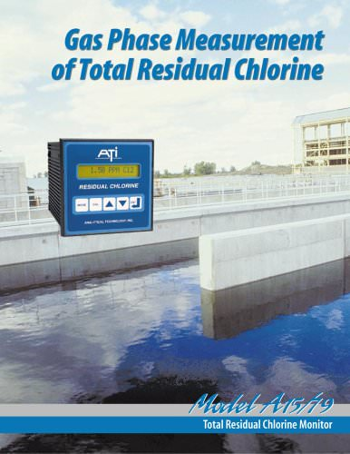 Analytical Technology A15/79 Total Chlorine Monitor