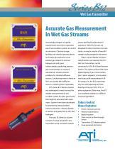 B12 Wet Gas Detector