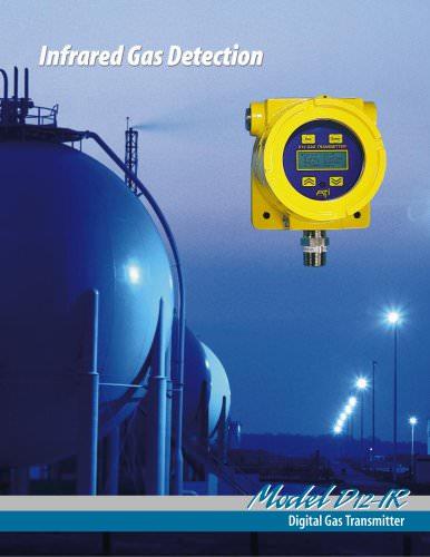 D12-IR Combustible Gas Transmitter