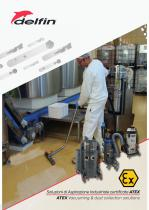 ATEX Vacuuming & dust collection solutions