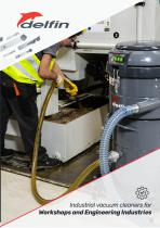 Mechanical Industry - Oil and swarf vacuums