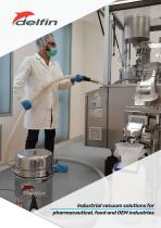 Vacuums for Pharmaceutical and Food Industry