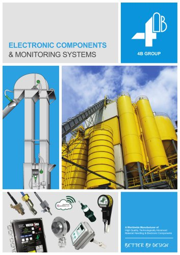 4B Electronic Hazard Monitoring Systems & Level Indicators