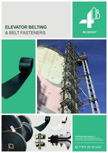 4B Elevator Belting