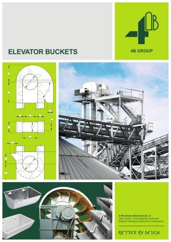 4B elevator buckets