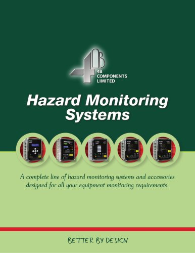 4B Hazard Monitors for Elevators & Conveyors