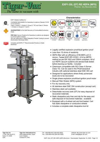 EXP1-35L (DT) RE HEPA (MFS)