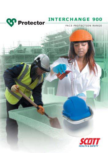 INTERCHANGE 900 Face Protection Range